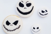 Jack The Pumpkin King Cookies