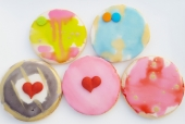 Water Color Cookies
