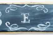 Wedding Favor Chalkboard Cookies