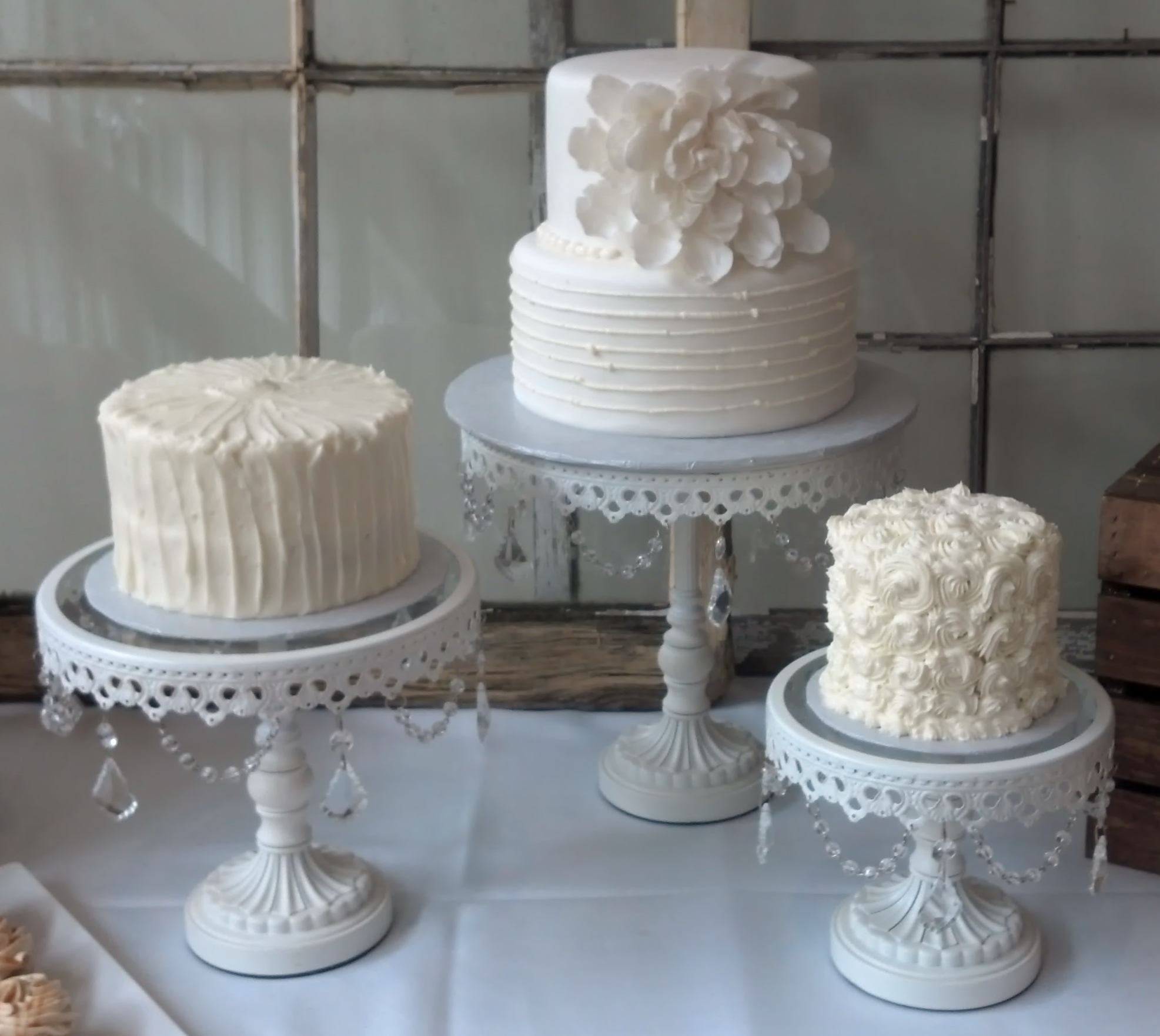 Ways to save on wedding cakes excerpted from Bridal Guide