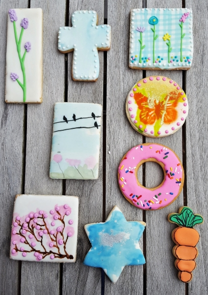 Springtime Cookie Collection