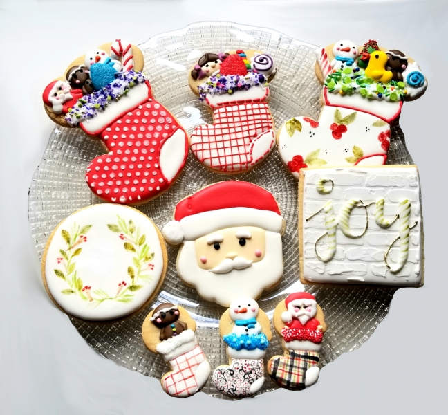 2020 Christmas Cookie Collection