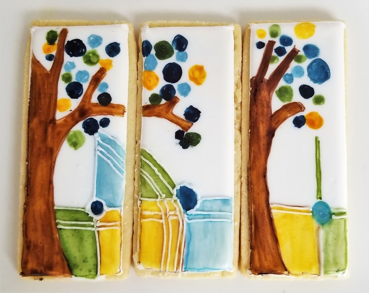 Tree stick Cookies