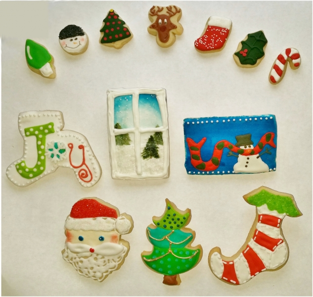 Christmas Cookie Collection 2015