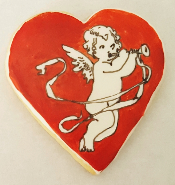 Cupid Cookie