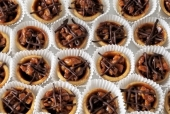 Mini Caramel Nut Tarts