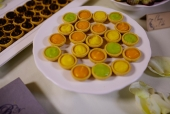Mini Citrus Curd Tarts